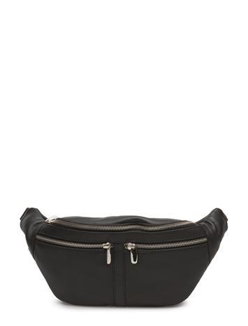 DEPECHE Bum Bag Musta