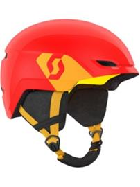 Scott Keeper 2 Plus Helmet red Miehet
