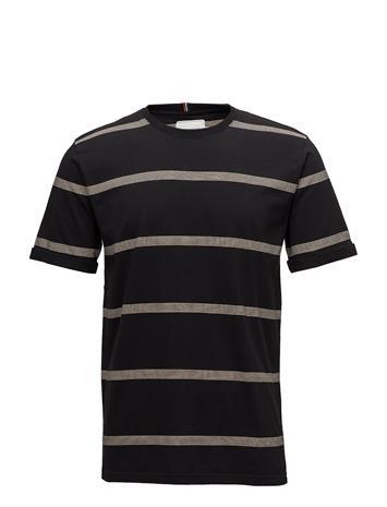 Les Deux Amitiä© Ss T-Shirt Musta