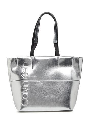 Calvin Klein Dual Shopper Metalic Hopea