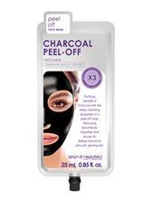 Skin Republic Charcoal Peel-Off Face Mask (3masks) Nude