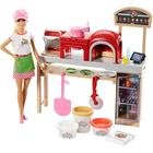 Barbie FHR09, Pizza Chef Doll and Playset