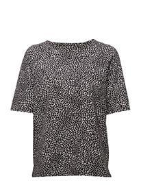 Nanso Ladies Shirt, Sesam Musta