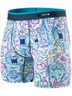 Stance X Kevin Lyons Monster Watercolor Boxershor blue Miehet