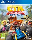 Crash Team Racing: Nitro-Fueled!, PS4 -peli
