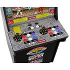 Arcade 1UP Street Fighter II, retropelikone