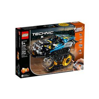 Lego Technic 42095, Kauko-ohjattava stunttikilpa-auto (Remote-Controlled Stunt Racer)