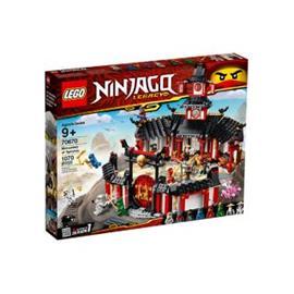 Lego Ninjago 70670, Spinjitzu-luostari (Monastery of Spinjitzu)