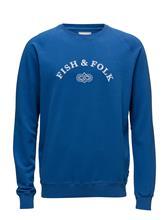 Forä©t Tackle Sweatshirt Sininen