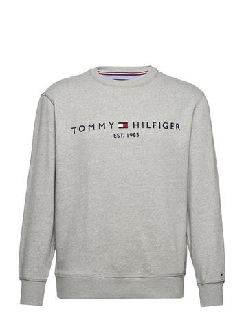 Tommy Hilfiger Big & Tall Bt-Logo Sweatshirt-B Harmaa