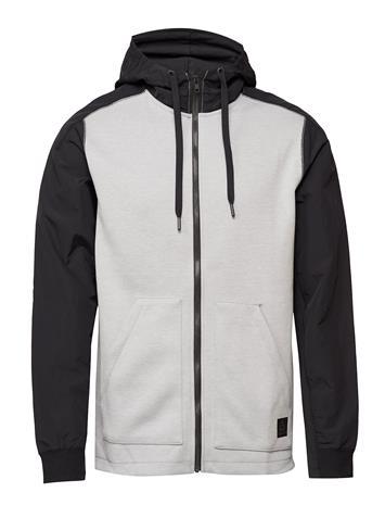 Reebok Ts Full-Zip Hoodie Valkoinen