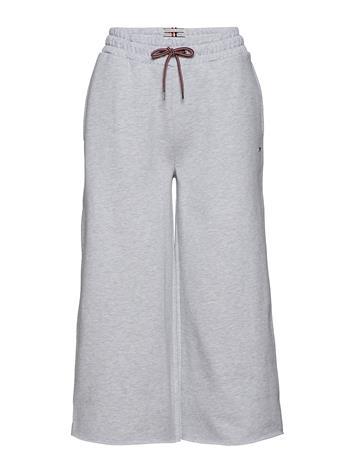 Tommy Jeans Tjw Cropped Sweatpan Harmaa