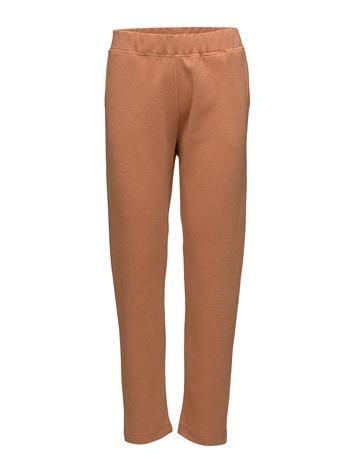 Rabens Saloner Active Sparkle Cropped Pant Oranssi