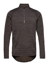 Craft Grid Halfzip Musta
