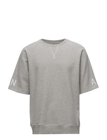 Unauthorized Sean T-Shirt, A Harmaa