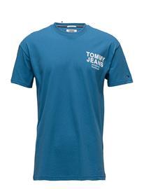 Tommy Jeans Tjm Chest Logo Tee Sininen