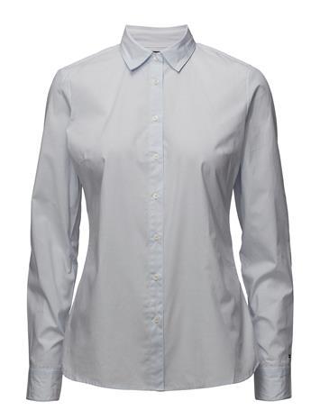 Tommy Hilfiger Haria Dobby Shirt Ls Sininen