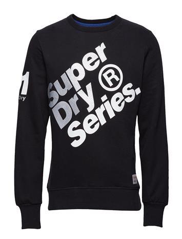 Superdry Series Crew Musta