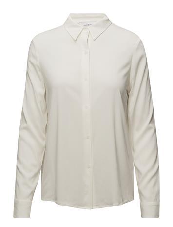 Samsä¸e & Samsä¸e Milly Np Shirt 9942 Valkoinen