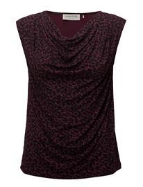 Rosemunde T-Shirt Ss Punainen