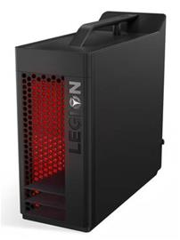 Lenovo Legion T530-28ICB (I5-8400, 16 GB, 256 GB SSD + 1000 GB HDD, Win 10), keskusyksikkö