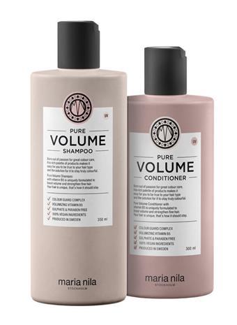 Maria Nila Care Pure Volume Duo