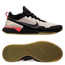size 40 d9e78 f6510 Nike F.C. React Lenkkarit - Beige Musta Punainen LIMITED EDITION