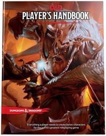 Dungeons & Dragons Player's Handbook (5th Edition)
