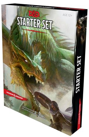 Dungeons & Dragons Starter Set (5th Edition)