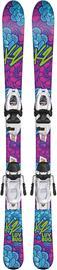 K2 Luv Bug Laskettelusukset 100 cm + Siteet