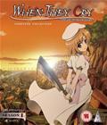 When They Cry: Kausi 1 (Higurashi no naku koro ni, Blu-Ray), TV-sarja