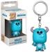 POP! Keychain: Disney Pixar Monsters - Sulley, hahmo