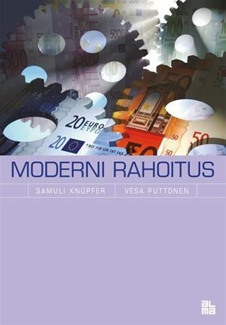 Moderni rahoitus (Vesa Puttonen Samuli Knüpfer), kirja