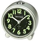 Rhythm Alarm Clock Silver CRE856NR19