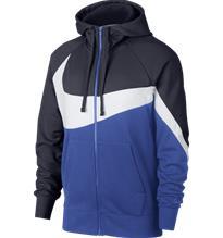 Nike M NSW HBR HOODIE FZ FT STMT OBSIDIAN