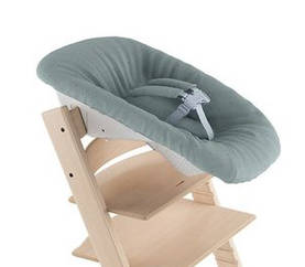 Stokke Tripp Trapp Newborn Textile Set Jade Confetti- Uusi malli!