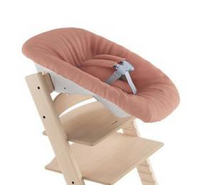 Stokke Tripp Trapp Newborn Textile Set Coral Confetti- Uusi malli!