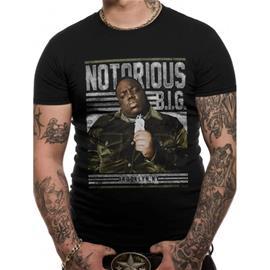 Rockshirts NOTORIOUS B.I.G - CHAIN T-Paita