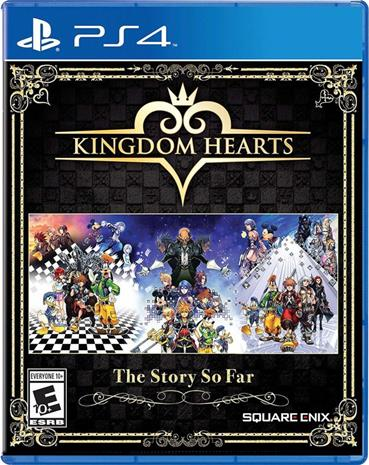 Kingdom Hearts: The Story So Far, PS4 -peli