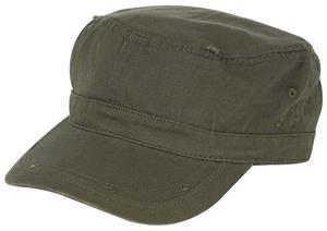Black Premium by EMP Vintage Army Cap Army-lippis oliivi