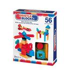 Bristle Blocks - Basic Builder Box, 56 pieces (703070)