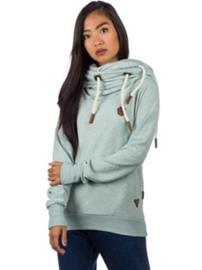 Naketano Unterfickte Alte Sweater nasty mint melange Naiset