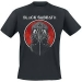 Black Sabbath: 2014 Live T-paita musta
