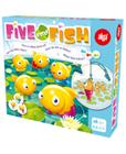 Alga Five Little Fish lasten peli