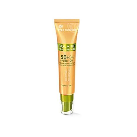Yves Rocher Aurinkosuoja kasvoille - SPF 50+, 40 ml