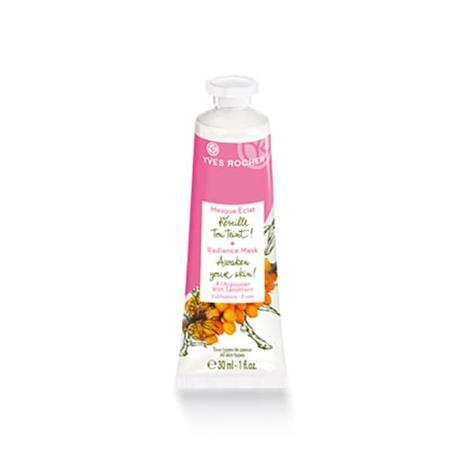 Yves Rocher Kasvonaamio - heleyttävä, 30 ml