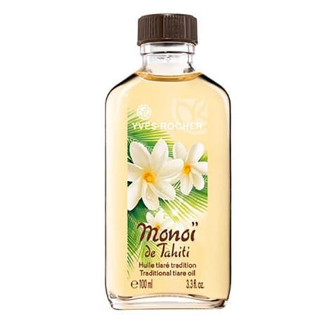 Yves Rocher Vartaloöljy - Monoä¯ de Tahiti, 100 ml