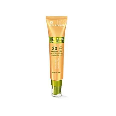 Yves Rocher Aurinkosuoja kasvoille SPF 30, 40 ml