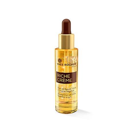 Yves Rocher Seerumi - Ylelliset hyvää tekevät öljyt, 30 ml