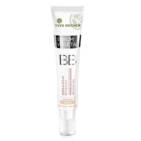 Yves Rocher BB-voide - Wrinkles and Radiance, 40 ml